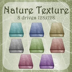 Nature Texture Drivers by WickedDesktop