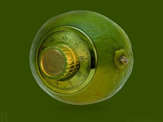 Lime Bomb by runique