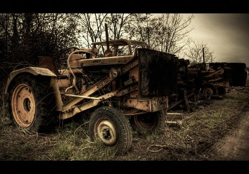 Tractor by bubus666