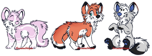 :: Canine OTA CLOSED :: by CorsetteAdopts