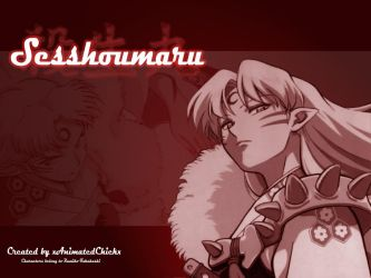 Sesshoumaru 01 by xACxWallpaper