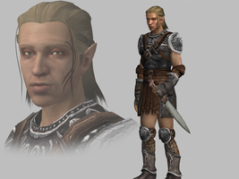 Zevran by Nicco-and-Jake