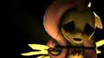 Fluttersuitor by Crazy350