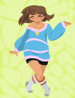 Fanart - how about a Frisk then by Registered111