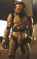 Halo master chief another view by redner