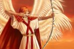 The Archangel II by thehiddensapphire