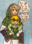 Bonding Links by angry-toon-link