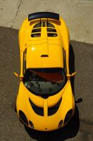 Yellow Exige by P3droD