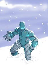 Arsenal (In Snow) by Nepath