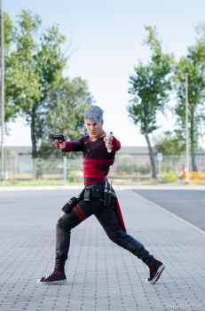 Neo Dante DmC Cosplay by GNefilim