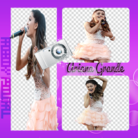 Photopack Ariana by PhotoshopColorful