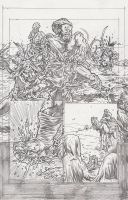 SMtB Page 2 Pencils by KurtBelcher1