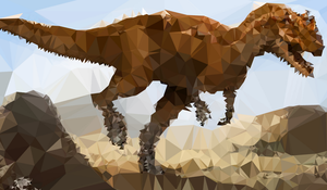 Ceratosaurus Art by alpaca2