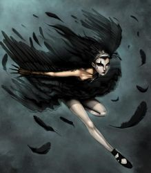 Black Swan by Ninjatic