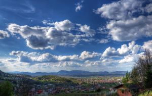 Spring clouds by Swen11