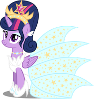 Princess Twilight Sparkle by AtomicMillennial