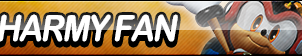 Charmy Fan Button (Resubmit) by ButtonsMaker
