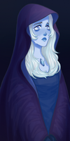 Blue Diamond by lonelysparrrow