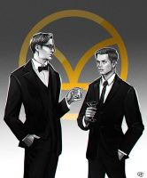 Kingsman: 30 Days OTP Challenge - Day 19 by maXKennedy
