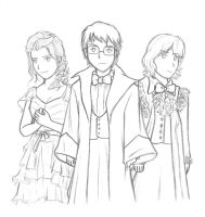 Harry Potter - The 4th Movie by cherlye