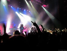 Opeth Heritage Tour 2011 Chicago by Rana-Rocks