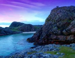 Isle of Iona by Pania-of-the-Reef