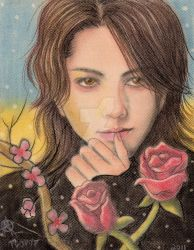 My HyDe in roses by ArGe