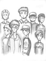 Pulpito Army by great-teacher-yota