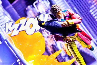 Frobisher and the Sixth Doctor by Batced
