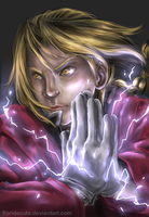 The Fullmetal Alchemist (2) by FlorideCuts