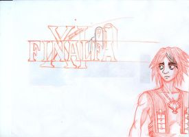 FF12 wallpaper rough Vaan by xacuchina