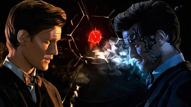 The Doctor Versus Mr Clever by LicieOIC