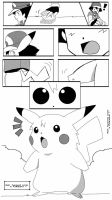 Ash's Pikachu Transformation by TrainerAshandRed35