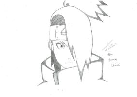 Deidara by harrylee2303