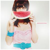 Watermelon - Katy Perry . by bumbumclapdiclap