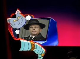 Dr Claw's Agents - Herr Flick by CCB-18