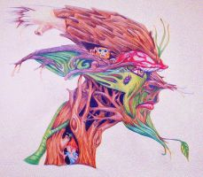 latest green man pic by surreal32