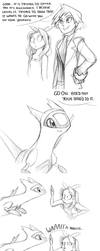 It cant be that easy - Alpha Sapphire by elbdot
