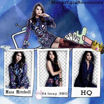Pack Png: Maia Mitchell #246 by MockingjayResources