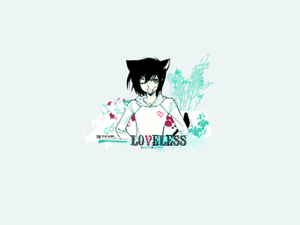 Loveless blue now by cockaynesoup