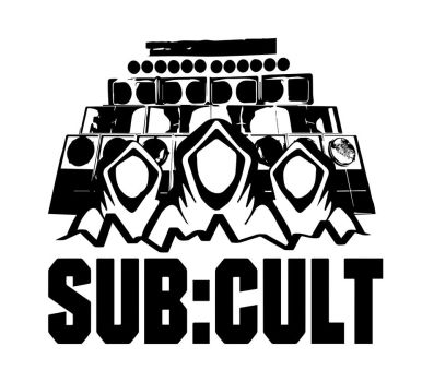 Subcult Logo Design 2013 by cps90