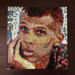 Stromae in beads by MaryJaneee