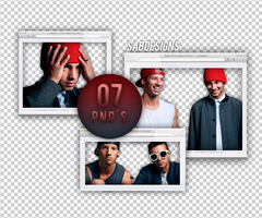 Twenty  One Pilots - Pack PNG by SabDesings