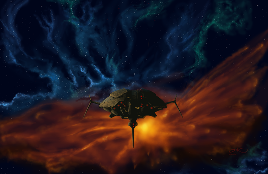 Destroyer of the Stars by Aldeminor