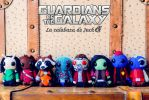 Guardians of the Galaxy Amigurumis by cristell15