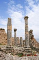 Roman Ruins IV by gerryray