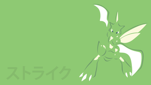 Scyther by DannyMyBrother