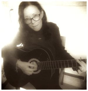 Me and my guitar ... by ansdesign