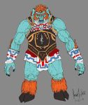 Ganon Concept Colored by jaredjlee