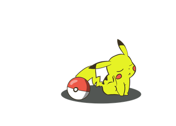 Pikachu by AceMarchDraws